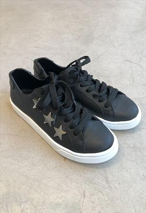 Zapatillas Star Negras