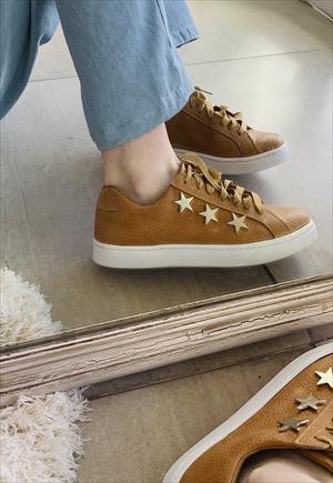 Zapatillas Star Beige